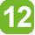 Linea 12 Borgo Pace (Capolinea), Delle Anime, Casavola, Pozzuolo,  P.Napoli, De Pietro, XXV Luglio, Lo Rè, Torre del Parco, Rossini, Gentile, Abba, Della Cavalleria, City Moda, Merine, Rossini, Marche, Stazione FF.SS., Otranto, Cavallotti, De Pietro, Porta Napoli, Taranto, Borgo Pace.