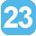 Linea 23 Tempi Nuovi (Capolinea), Leuca, Otranto, Cavallotti, XXV Luglio, Lo Re, Marche, Leuca, Tempi Nuovi.
