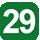 Linea 29 Porta Napoli (Capolinea), Calasso, De Pietro, XXV Luglio, Lo Re, Gallipoli, Stazione FF.SS., Gallipoli, Otranto, Cavallotti, De Pietro, Porta Napoli.