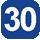 Linea 30 Stazione F.F.S.S. (Capolinea), Marche, Rossini, Japigia, Leopardi, Foscolo, Porta Napoli, Dell'Università, Gallipoli.