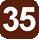 Linea 35 XXV Luglio (Capolinea), Lo Re, Gallipoli, Stazione FF.SS.,  Dell'Università, Porta Napoli, Porta d'Europa, S.S. 613, F.Vallese (IPERCOOP), Tangenziale Est, S.S. 613, Porta d'Europa, De Pietro, XXV Luglio.